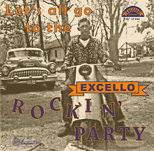10 inch 25 CM Let's all go to the Excello Rockin' Party ! VA LP Blues R&B - New