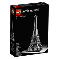 Lego Architecture The Eiffel Tower 21019   Brand New Boxed & Sealed BNIB
