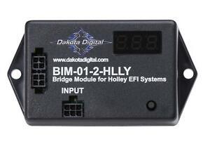 Dakota Digital Holley EFI Interface Module BIM-01-2-HLLY