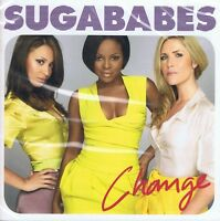Sugababes - Change - NEU CD - About You Now