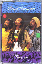 Israel Vibration - Forever Cassette Tape - SEALED - New Copy - Roots Reggae