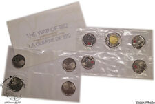 Canada: 2013 Special Edition UNC Set The War of 1812 Coins