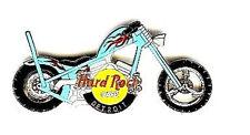 Hard Rock Cafe Detroit Chopper Series Pin . LTD. RARE