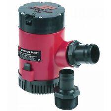 Tsurumi 12 Volt Submersible Water Pump 4000 GPH 23257