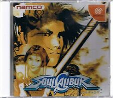 Sega DreamCast Soul Calibur Japan DC F/S