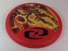 Vakama Frisbee Disk Lego Bionicle
