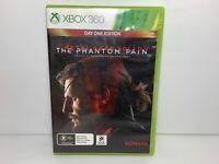 Metal Gear Solid V: The Phantom Pain - Xbox 360 - Free Tracked Postage