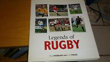 Legends of Rugby - Paul Morgan & Alex Mead