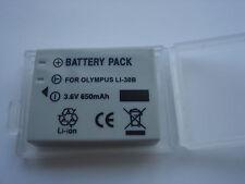 2 x Batteries Li-30B Li30B pour Olympus mju mini digital Stylus Verve Digital S