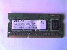 ELPIDA EBJ11UE6BASA-AE-E (1GB DDR3 PC3-8500S 1066MHz SODIMM 204-pin) DRAM - V...