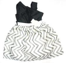 Cotton Blend Regular Sleeve Dresses (Sizes 4 & Up) for Girls
