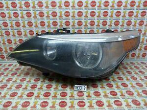2004-2007 BMW 525i 530i 545i DRIVER LEFT FRONT SIDE HALOGEN HEADLIGHT LAMP OEM