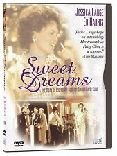 SWEET DREAMS (1985 Jessica Lange)  -  DVD - REGION 1 - SEALED
