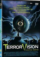 TERROR VISION   RIMASTERIZZATO  IN HD   DVD
