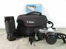 Canon AL-1 35mm Film Camera