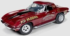 1967 Corvette KO MOTION 1:18 Auto World 1050