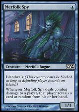 MTG 4x MERFOLK SPY - TRITONE SPIA - M14 - MAGIC