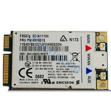 43Y6513 Lenovo ThinkPad T500 T400 X200S X200T SL500 SL400 wireless 3G wwan card