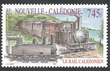 New Caledonia 2005 Steam Engine/Trains/Railway/Rail/Transport 1v (n31704)