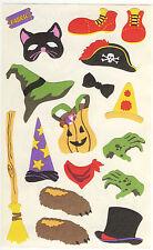 Mrs. Grossman's Giant Stickers - Costumes - Halloween Stuff - Fabric - 2 Strips
