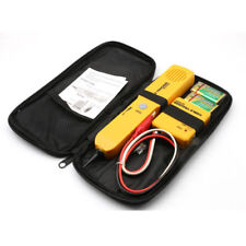 WIRE CABLE TRACER TONE GENERATOR FINDER PROBE TRACKER NETWORK TESTER KIT PHONE