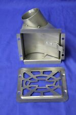 1928 Chevrolet Exhaust Manifold Heater Floor Vent Duct and Register Cover