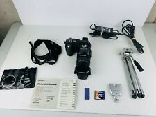 Sony Cyber-shot DSC-F828 8.0MP Digital Camera - Black W/EXTRAS