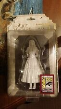 "Ultra Detail Figure Alice in Wonderland White Chess Piece Comic Con 6"""