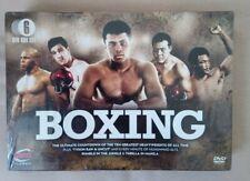 New listing ESPN BOXING: DVD Box Set, New & Sealed. Ali, Tyson, Formean, Fraizer, Holmes