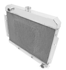 1968-1985 Jeep CJ5 CJ6 CJ7 3 Row Core Champion RS Radiator (Chevy V8 Engine)