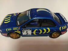 Subaru Impreza Sainz Scalextric