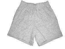 NEU Ergee tolle Shorts Gr. 68 unifarben grau !!