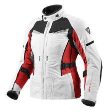 Giacche rossi per motociclista donna poliestere