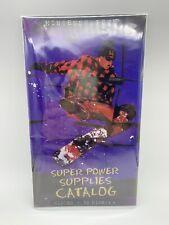**RETRO** Nintendo Power SUPER POWER SUPPLIES CATALOG - WINTER 1994