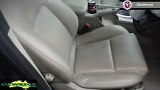 HOLDEN COMMODORE VE CALAIS SEDAN CREME LEATHER INTERIOR AND DOOR TRIMS.