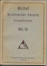 L4258 Michel Katalog Deutsc Briefmarken Katalog Grossdeutschland 1944/45 Germany