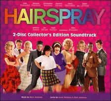NEW! Hairspray (2-Disc Collector's Edition Soundtrack)