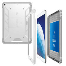 iPad Air 3 /Pro 10.5 Tablet Case 360 Degree Full Coverage Protection Cover White