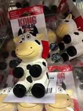 KONG Dog Toy Wiggi Cow Small Dogs and Puppies Gift Toys