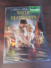 WATER FOR ELEPHANTS DVD NEW Sealed REESE WITHERSPOON ROBERT PATTINSON