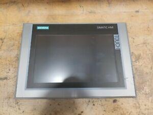 Siemens Simatic HMI TP900 Comfort Touch Panel