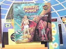 Vintage She-ra Princess of Power book, GLIMMER OF HOPE, SC, EXCELLENT, motu