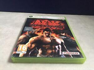 TEKKEN 6 XBOX 360 EDITION FR PAL COMPLET