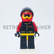 LEGO Minifigures - 1x ext010 - Pilot - Extreme Team Omino Minifig 6582 6584