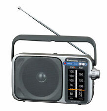 Panasonic Tabletop FM / AM Radio RF2400DGNS