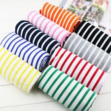 Classic Stretch Stripe Lycra Spandex Cotton Yarn Dyed Woven Shirt Dress Fabric