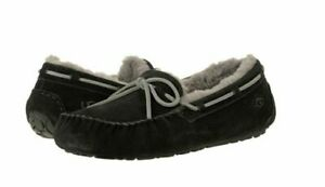 [1003390-BLK] UGG Men's Slipper Olsen Luxury Suede Black *NEW*