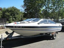 1987 Bayliner Capri 17 with 2.3L OMC Cobra - Freshwater Used with only 1 owner