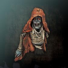 1/12 Bust Resin Figure Model Kit The Ever Living Mummy Sorcerer Gin Unassembled