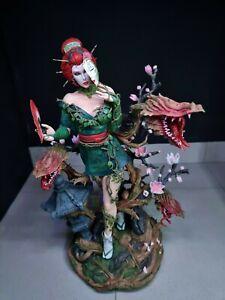 XM Studios Poison Ivy Statue Figure DC Comics Batman Marvel Sideshow